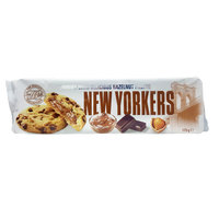 The Biscuit Collection New Yorkers Cookies With Hazelnut Filling 175g
