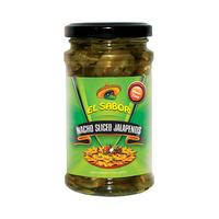 El Sabor Sliced Jalapenos 220GR