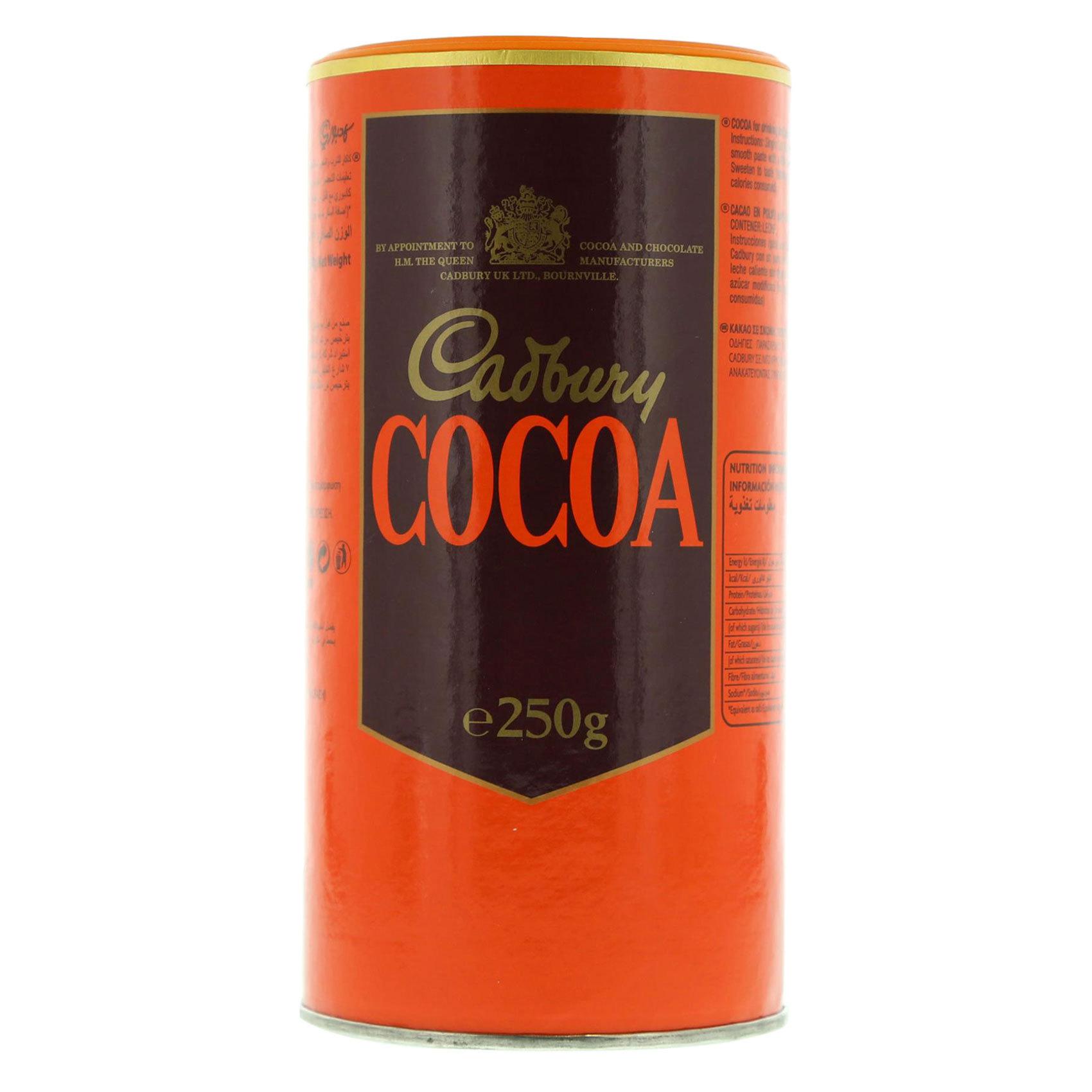 CADBURY COCOA POWDER 250GR