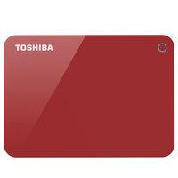 Toshiba Hard Disk  3TB Canvio Advance Red