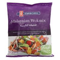 Emborg Malaysian Workmix 450g