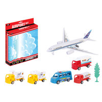 Power Joy Plastic Airport Set