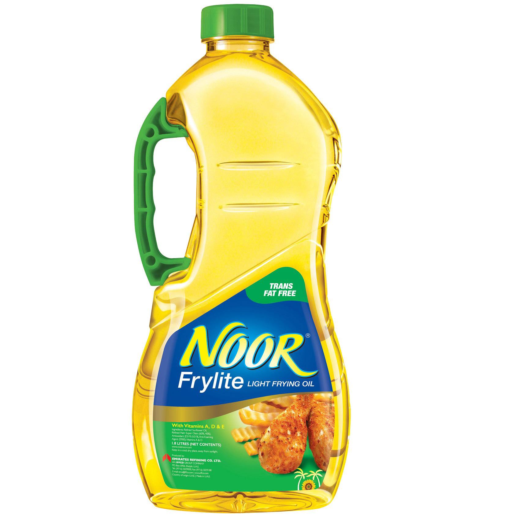 NOOR FRYLITE OIL 1.8L