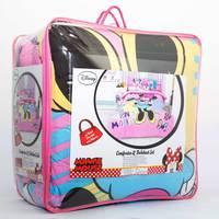 Minnie Comforter 4pc Set
