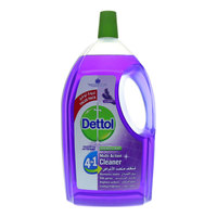 Dettol 4In1 Lavender Disinfectant Multi Action Cleaner 3 Liter