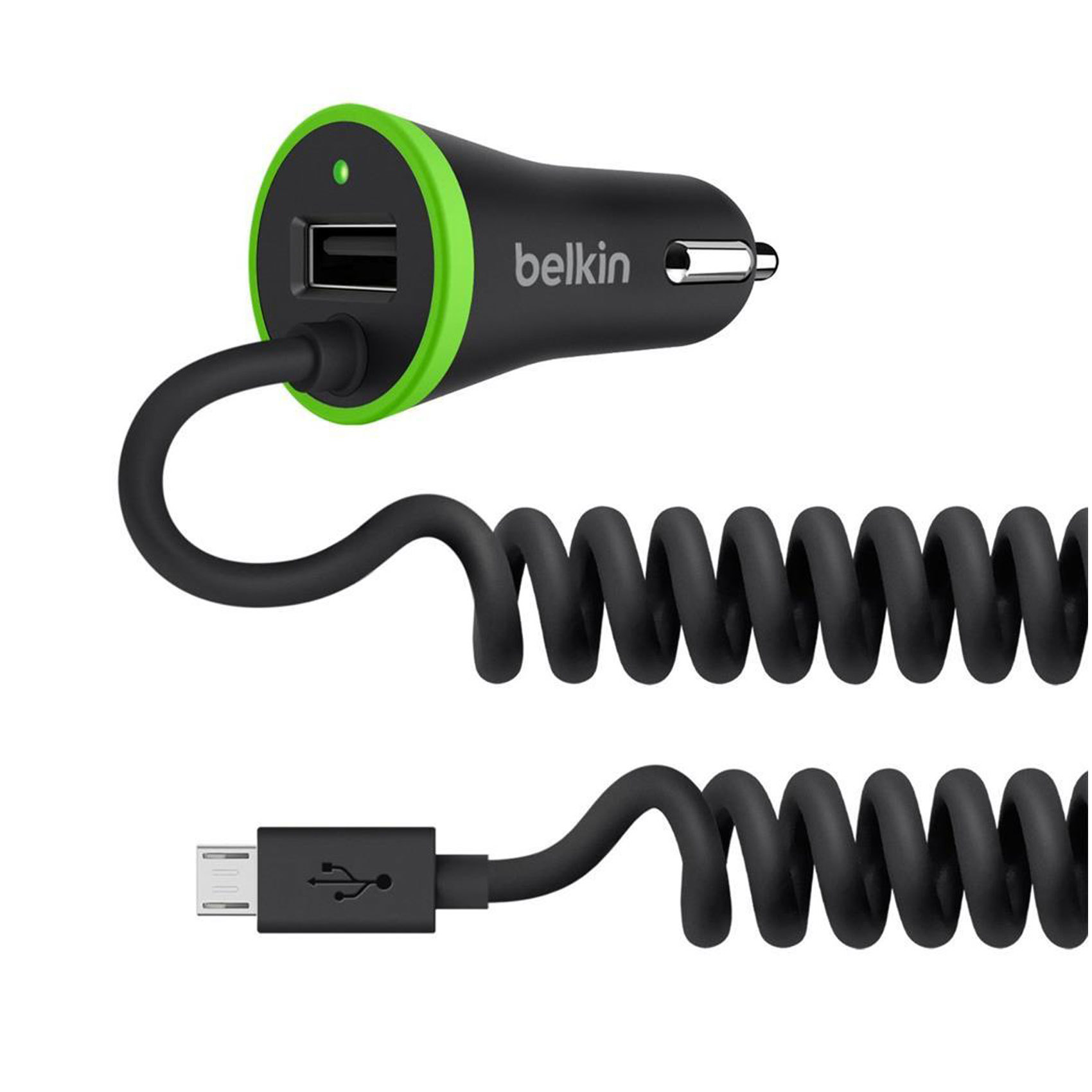 BELKIN CHARGER CAR ULT+CABLE USB