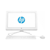 hp All-in-One 22-B314NE Intel Core i3-7100U 21.5 Inch 4GB Ram Windows 10 White