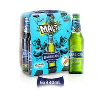 Barbican Malt Beverage Malt 330ML X6