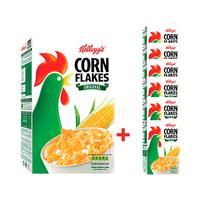 Kellogg's Corn Flakes 1KG + 20GR X 6 Free