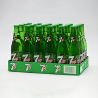 7UP Glass Bottle 24 x 250 ml