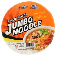 Paldo Fun & Yum Kimchi Flavor Jumbo Noodle 110g