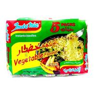 Indomie Vegetable flavor Instant Noodles 75gx5