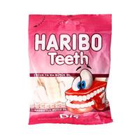 Haribo Jelly Gum Teeth 100GR