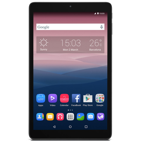 "Alcatel-Tablet-Pixi-9010-1GB-RAM-8GB-Memory-3G-10""-Black"