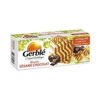 Gerble Biscuit Sesame & Chocolat 200GR