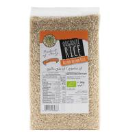Organic Larder Organic Rice Round Brown Rice 1kg