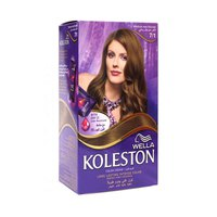 Koleston Natural Hair Color Kit Ash Blonde 7/1 60ML
