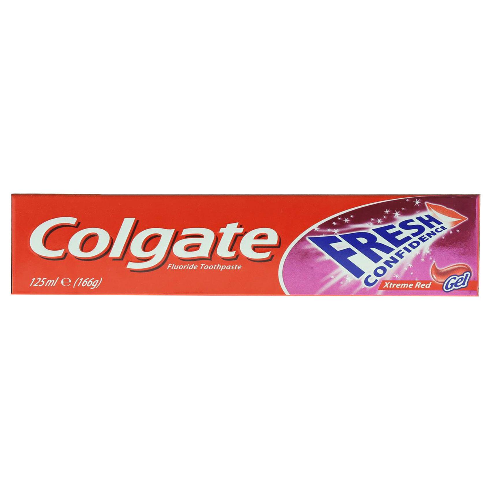 COLGATE T/PASTE F/CONF XTREME 125ML