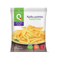Qualiko French Fries 2.5Kg