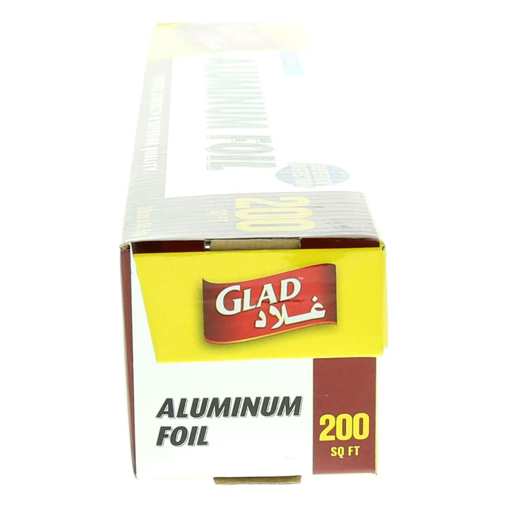 GLAD ALUMINUM FOIL 12 X 200 SQ FT