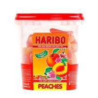 Haribo Happy Peaches Tub 175 g