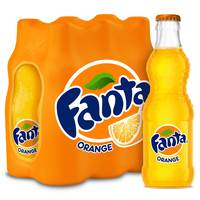 Fanta Orange 6 x250ml