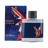 PlayBoy Spray For Men London Eau De Toilette 100ML