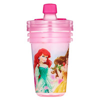 The First Years Princess Take and Toss Sippy Cup 3 Pack