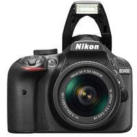 Nikon SLR Camera D3400 18-55MM VR Lens+ 16GB Card + Case