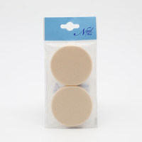 Nail Mate Make Up Sponge 2 Pieces