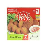 K&N Chicken Shami Kabab 595g
