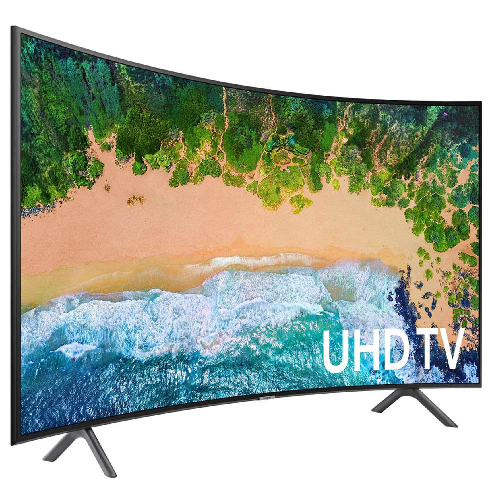 SAMSUNG CURVED UHD TV 49
