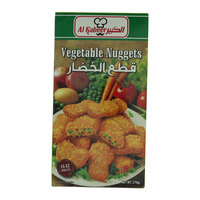 AL Kabeer Vegetable Nuggets 270g