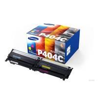 سامسونج مجموعة خرطوشة ليزرية تطبع 1500 صفحة CLT P404C XSG أربع الألوان
