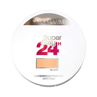 Maybelline New York Powder Superstay 24H Ivory 10 + Micellar Water Free