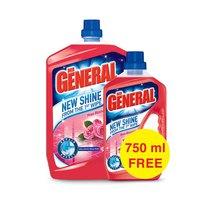 Der General Floor Cleaner Shine Rose 3L +750F