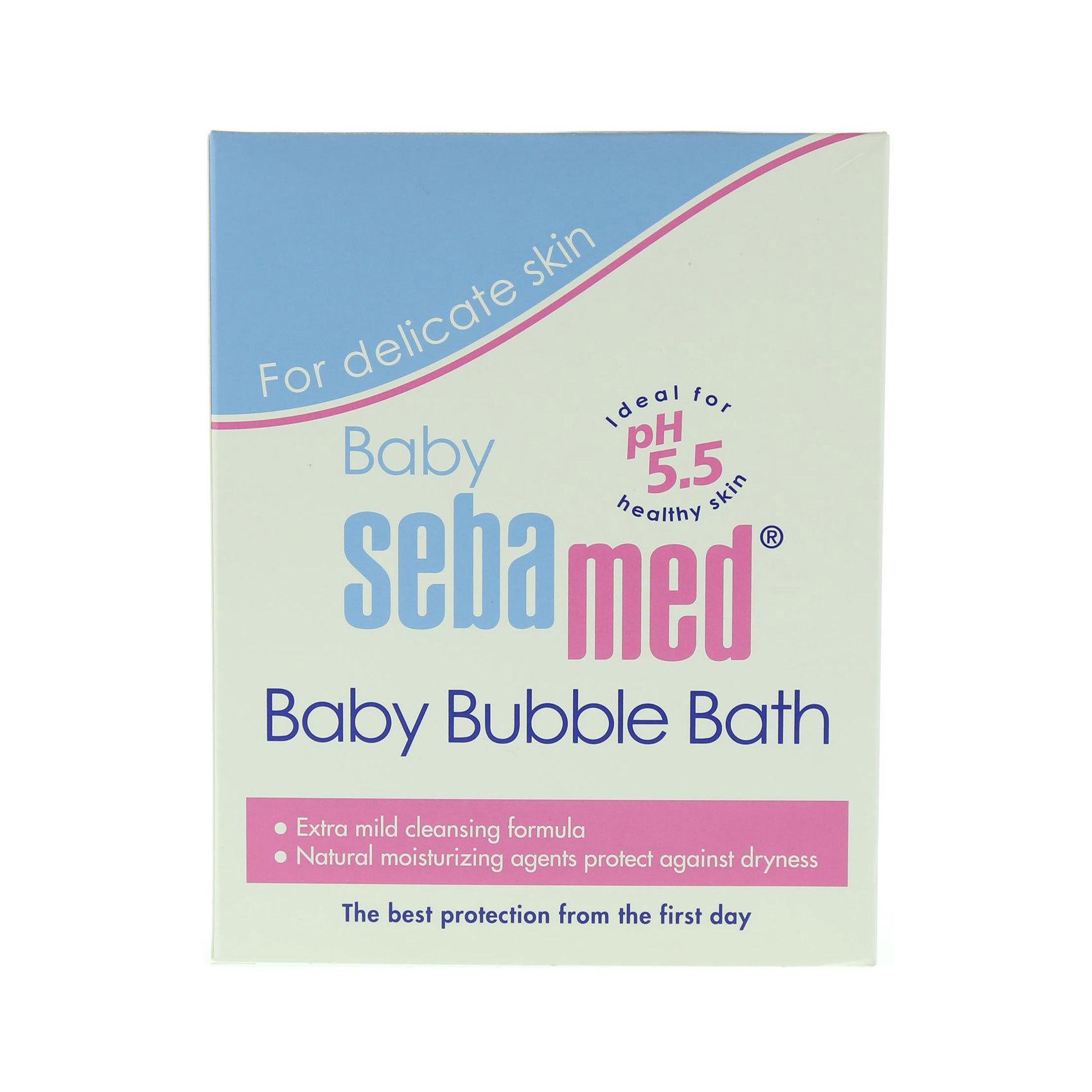 SEBAMED BB BUBBLE BATH 200ML