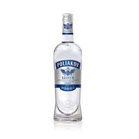 Poliakov Silver Super Premium 37.5% Alcohol Vodka 70CL