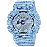 Casio Baby G Women's Analog/Digital Watch BA-110DC-2A3