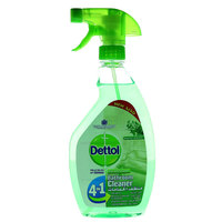 Dettol Disinfectant 4In1 Spring Fresh Bathroom Cleaner 500ml