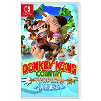 Nintendo Switch Donkey Kong Country Tropical