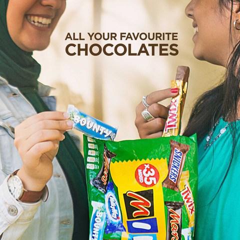 MARS®-Best-Of-Minis-Chocolate-Bag-500g