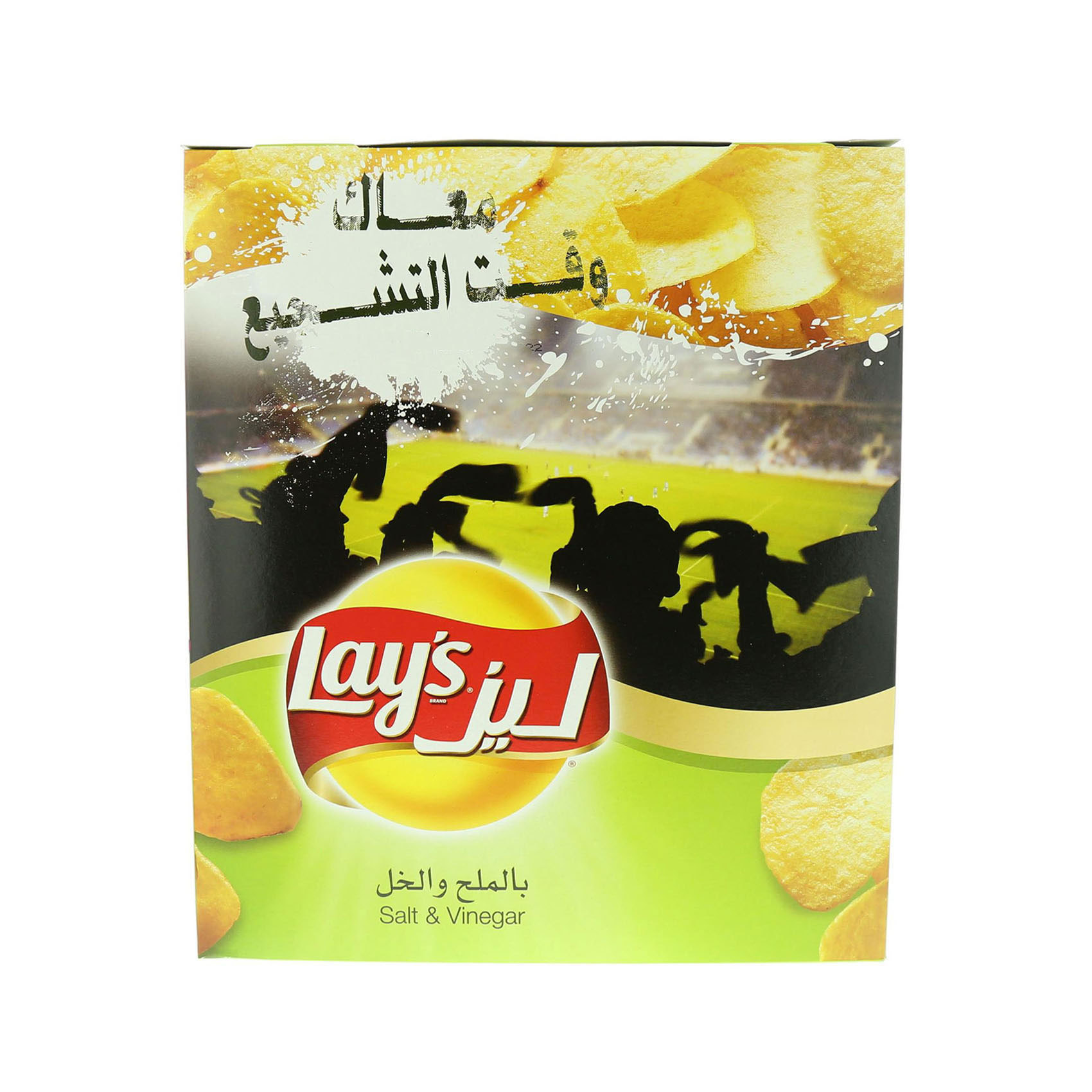 LAY'S CHIPS SALT & VINEGAR 23GX14