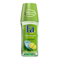 Fa Caribbean Lemon Exotic Fresh Deo Roll On 50 ml