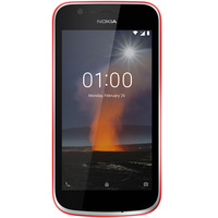 Nokia 1 Dual Sim 4G 8GB Warm Red