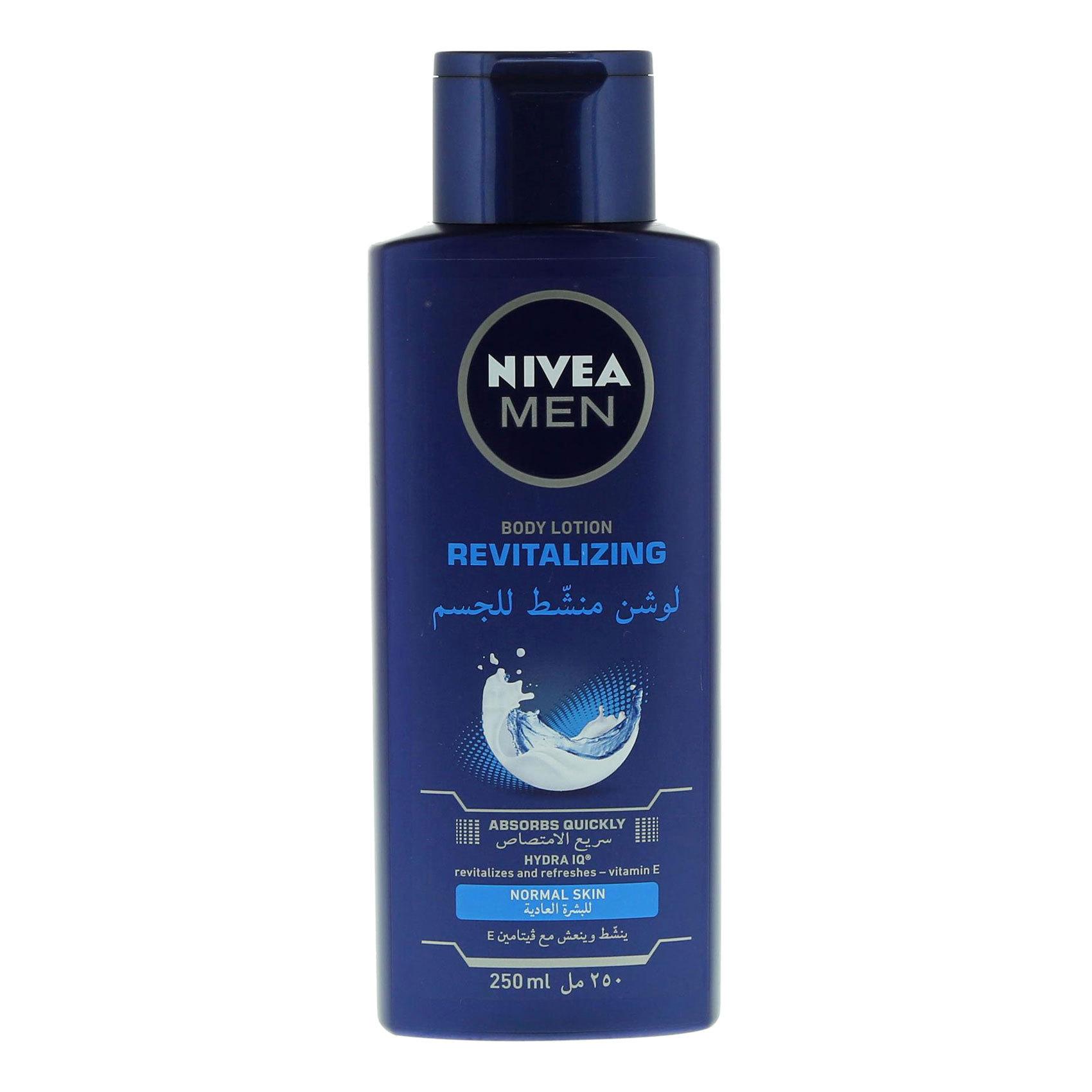NIVEA FOR MEN BODY LOTION 250ML