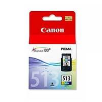 Canon Inkjet Cartridge CL 513 Print 349 Page Tri-Colour