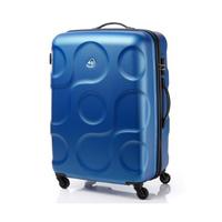 Kamiliant Kam-Bora Spinner Luggage Trolley Bag 55CM Blue