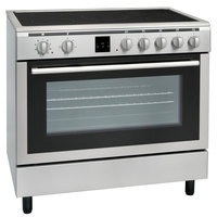 Hoover 90X60 Cm Electric Cooker VCG9060 5 Ceramic Zone