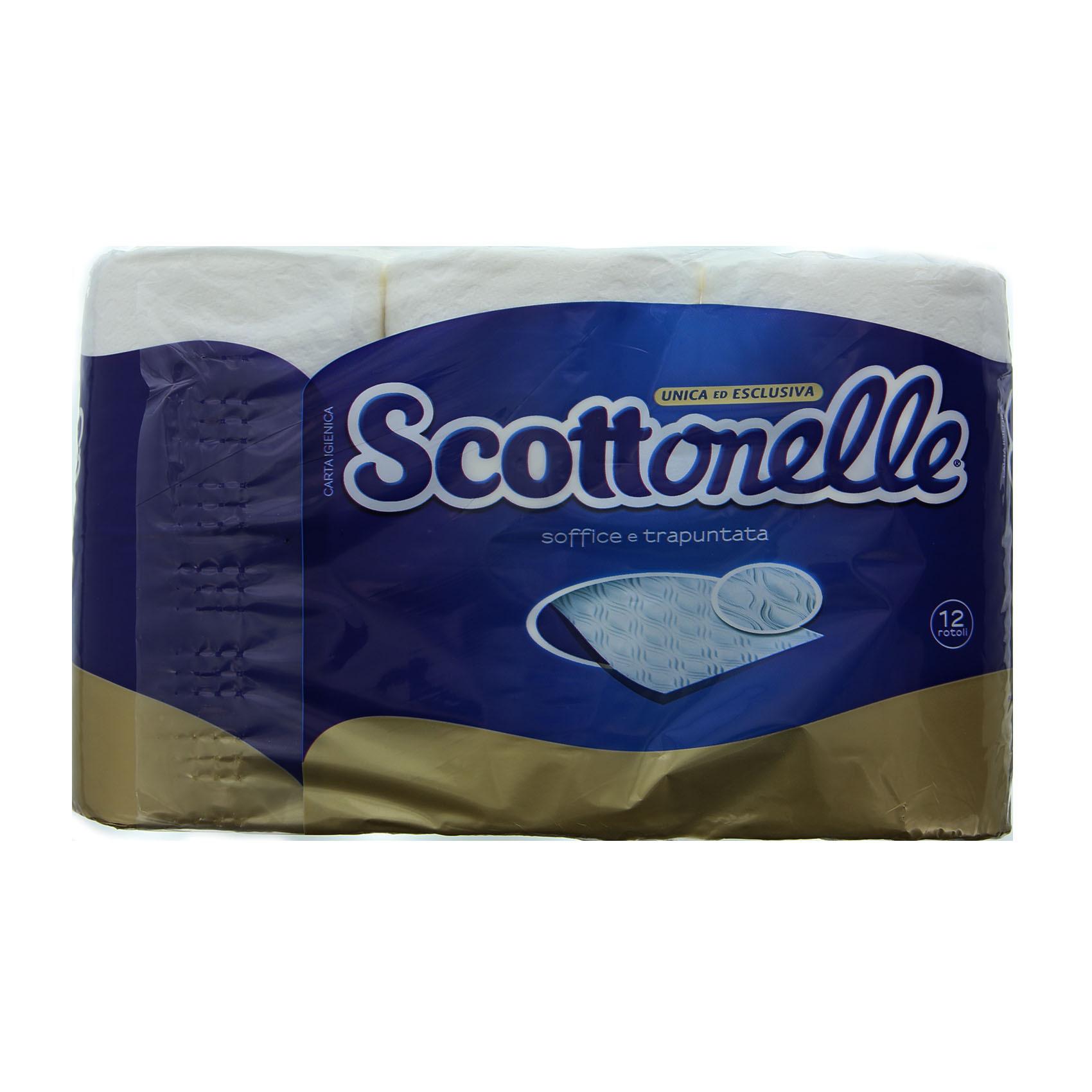 SCOTTONELLE T/ROLLS 12'S